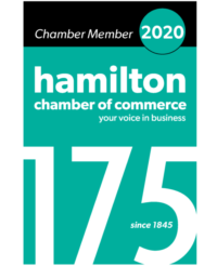 Hamilton Chamber of Commerce Chamber Member 2020